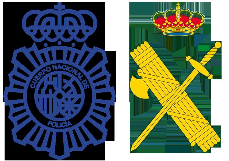 Preparación a oposiciones de Policía y Guardia Civil
