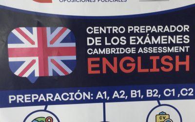 English? Yes Of course. Te ayudamos en tu certificación de CAMBRIDGE.